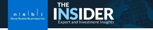 The Insider - Export and Investment Insights from Nova Scotia, Canada