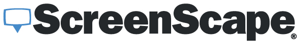 ScreenScape logo