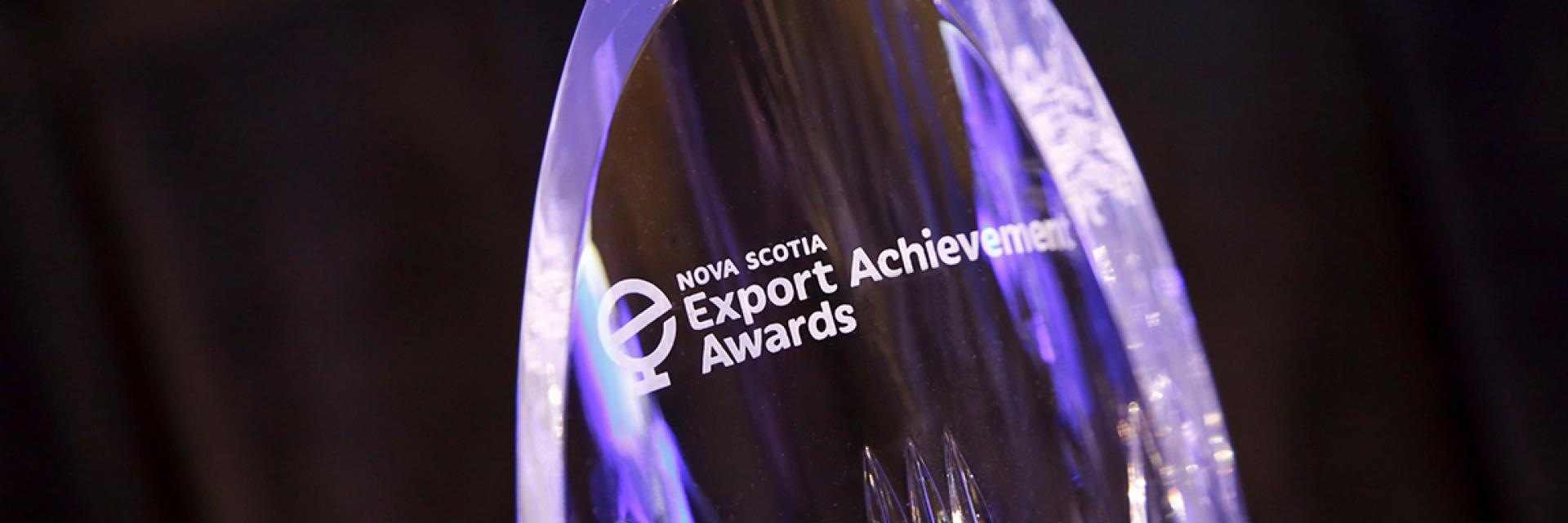 Nova Scotia Export Achievement Awards