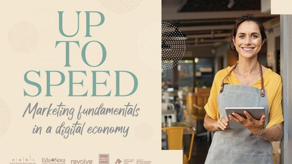 Up to Speed - Marketing fundamentals in a digital economy